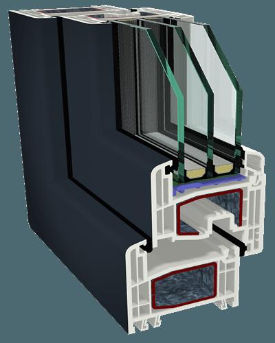 В нашем ассортименте появился профиль Gealan S8000 и Gealan S9000